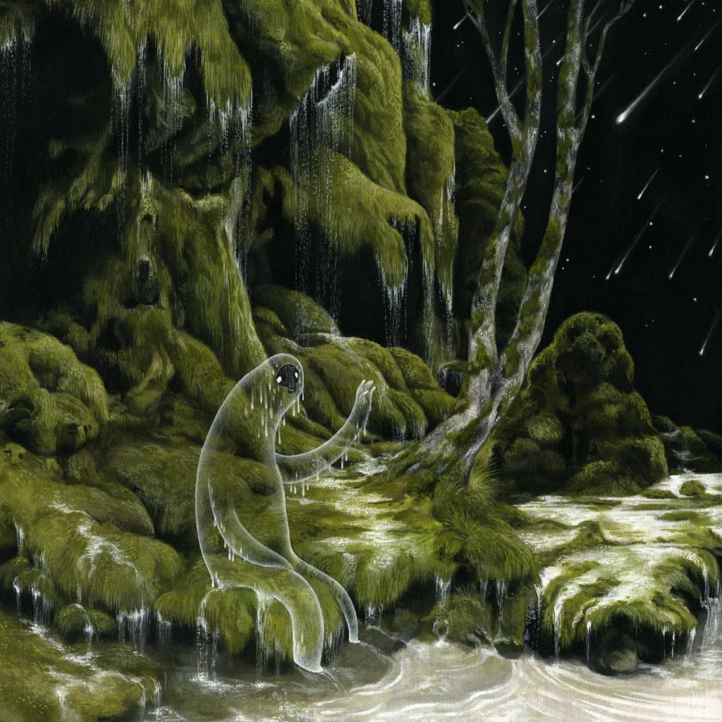 Moglebaum - Raindrops Single Cover