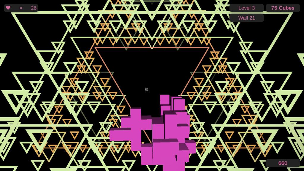 CubedCubed Screenshot