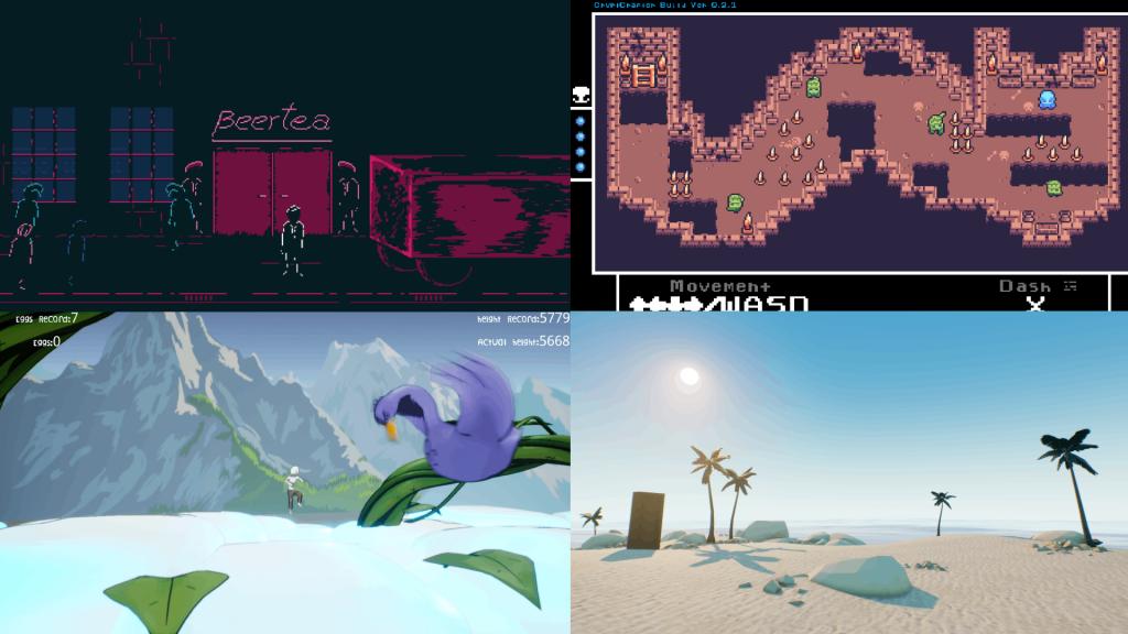 Jam Games Screenshot