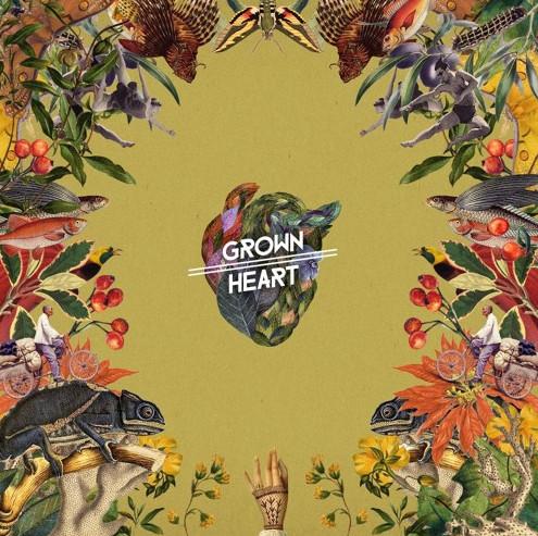 Moglebaum - Grown Heart Cover