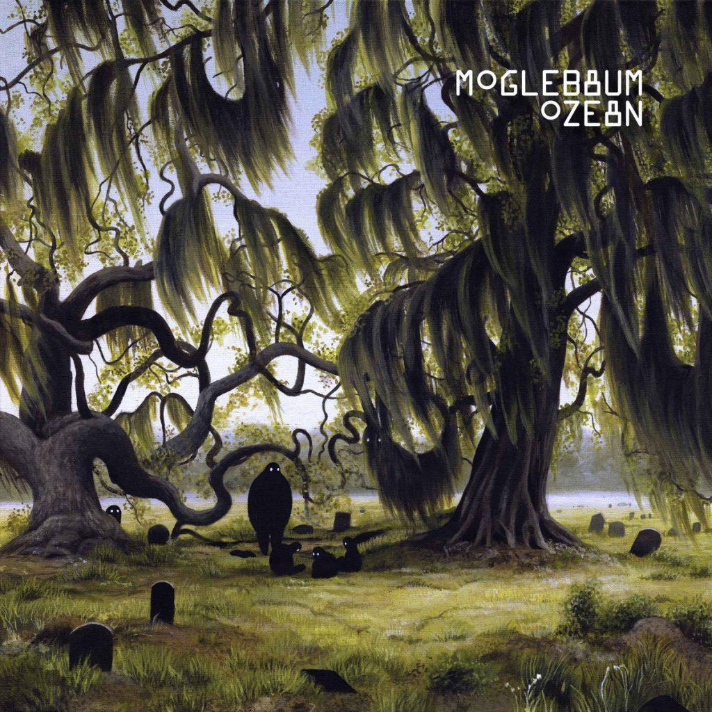 Moglebaum - Ozean EP Cover